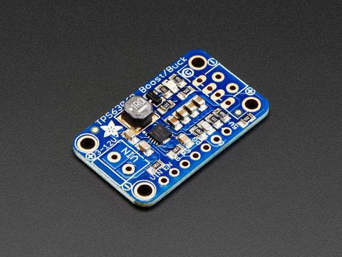 VERTER 5V USB Buck-Boost - 500mA from 3V-5V / 1000ma from 5V-12V