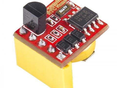 DS18B20 Temperature Sensor w/ PCF8563 Real Time Clock Module