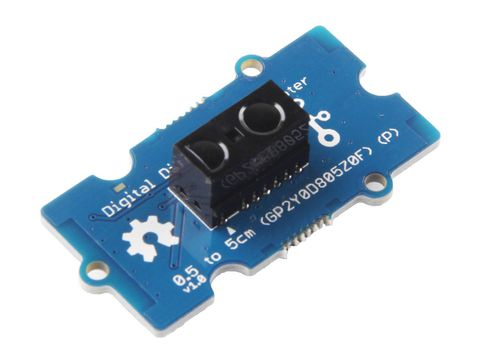 Grove - Digital Distance Interrupter 0.5 to 5cm(GP2Y0D805Z0F)(P)
