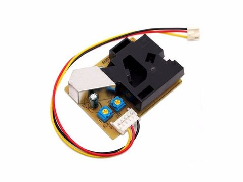 Grove - Dust Sensor (PPD42NS)