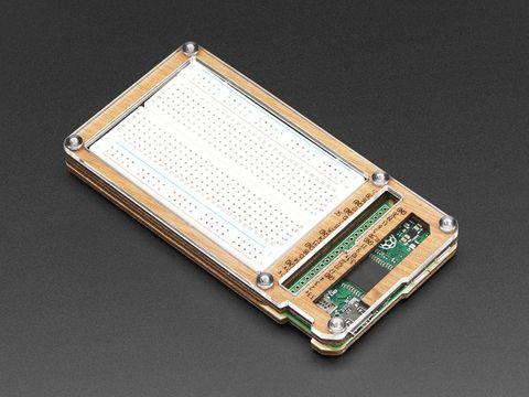 C4Labs Zebra Zero Plus for Raspberry Pi Zero