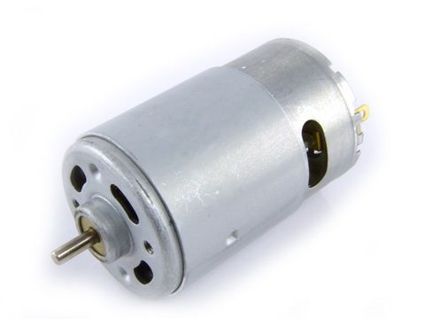 Banebots RS-540 12V 17200 RPM Brushed DC Motor