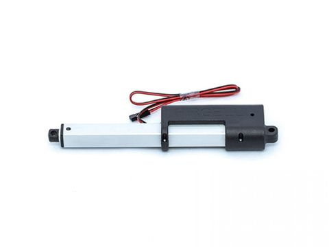 P16 Linear Actuator, 100mm, 256:1, 12V w/ Limit Switches