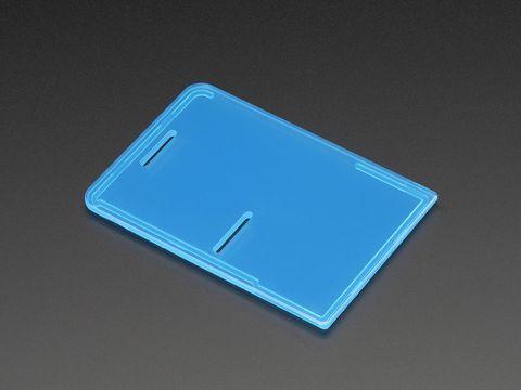 Raspberry Pi Model B+ / Pi 2 / Pi 3 Case Lid - Blue