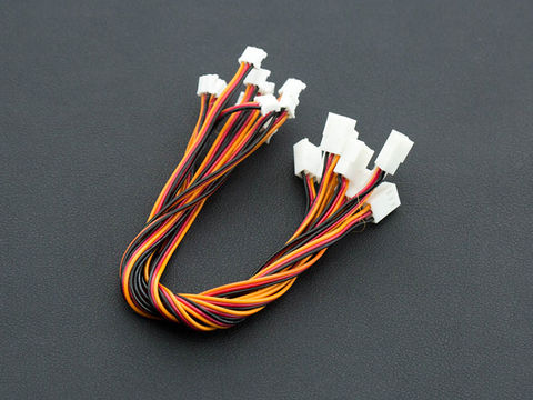 DFRobot Gravity Sensor Cable For LattePanda (10 Pack)