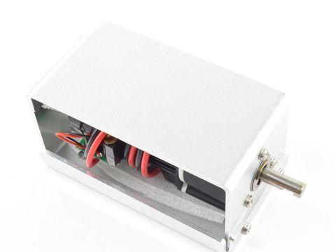 12V 120 RPM DC Motor 64:1