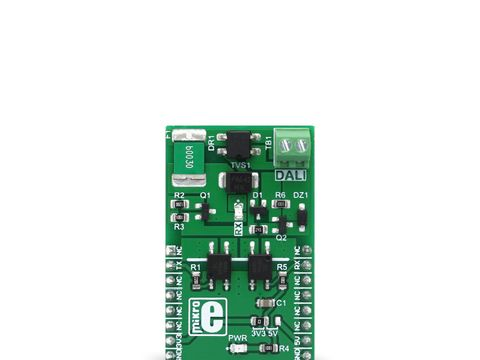 Mikroe DALI 2 Click - Intelligent Digital Lighting Control
