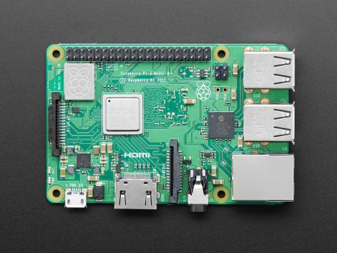 Raspberry Pi 3 Model B+ 1.4GHz with 1GB RAM