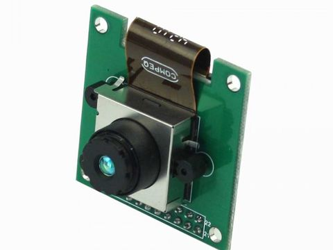 ArduCam MT9M001 1.3 MP HD CMOS Infrared Camera Module w/ Adapter Board