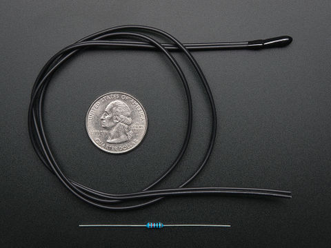 10K Precision Epoxy Thermistor - 3950 NTC