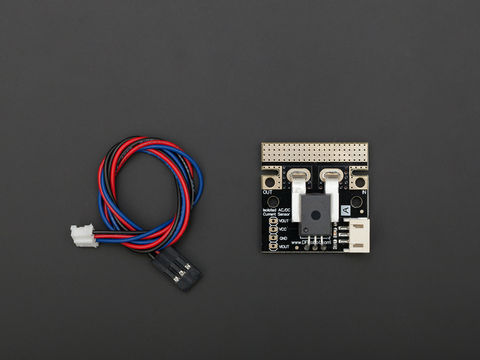DFRobot Gravity: Analog 50A Current Sensor (AC/DC)