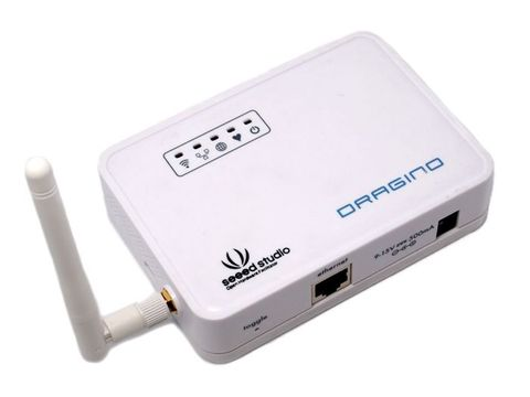 Dragrove - Generic gateway for internet of things