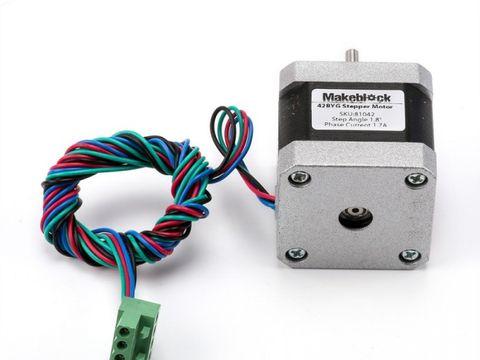 MakeBlock 12V 0.75oz-in Bipolar Stepper Motor