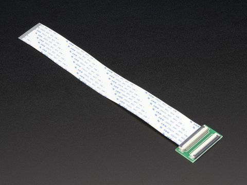 50-pin FPC Extension Board + 200mm Cable