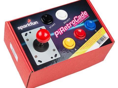 SparkFun PiRetrocade