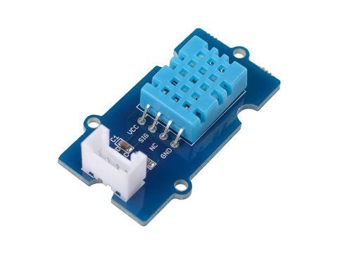 Grove Temperature & Humidity Sensor (DHT11)