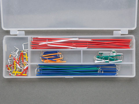 U-Shaped Breadboard Jumper Wires