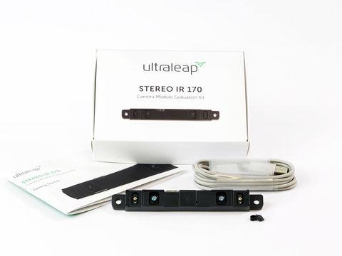 Stereo IR 170 Camera Module Evaluation Kit
