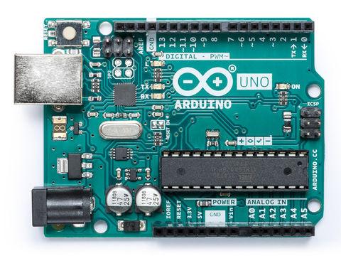 Arduino Uno R3 - Original Made in Italy