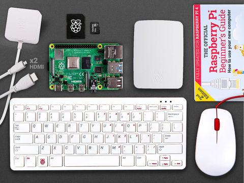 Raspberry Pi 4 Desktop Kit - 8GB RAM
