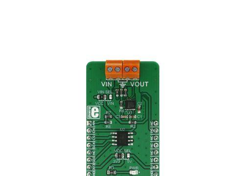 Mikroe MIC33153 click - DC-DC Adjustable Step-Down (Buck) Converter