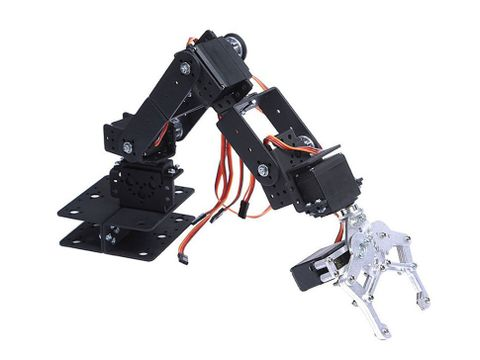6 DOF Robotic Arm - Fully Assembled