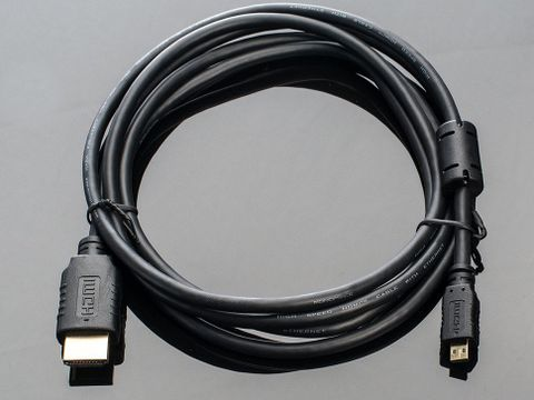 Micro HDMI to HDMI Cable - 2 meter