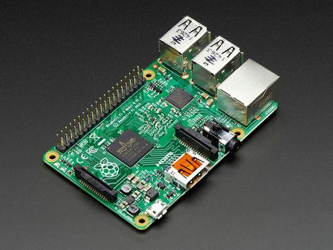 Raspberry Pi 2 - Model B - 1 GB RAM