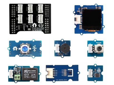 Grove Starter Kit for Azure Sphere MT3620 Development Kit