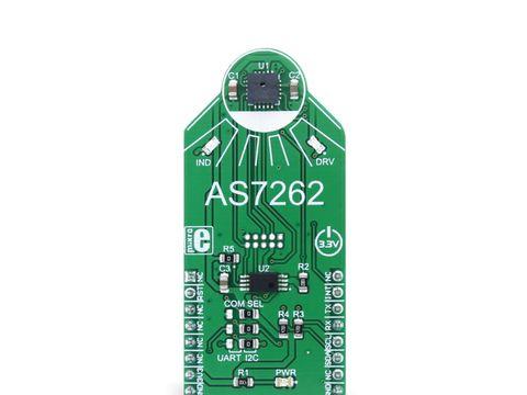 Mikroe Spectral 2 click - Multispectral Color Sensor - AS7262