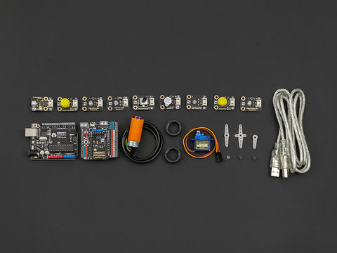 DFRobot Gravity Stater Kit for Ardublock