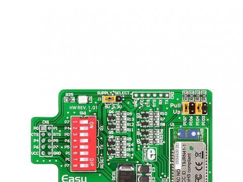 Mikroe EasyBluetooth Board