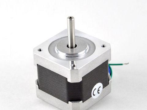 12V 0.4A 36oz-in Unipolar Stepper Motor