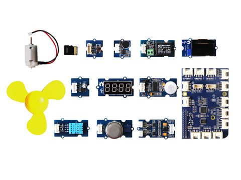 Grove Kit for Win10 IoT Core & Azure Platform
