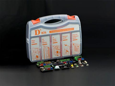 DFRobot Gravity: D3 Kit - A Comprehensive Kit for Education