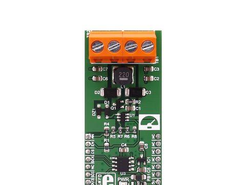 Mikroe MCP16331 click - Buck-Boost Voltage Regulator