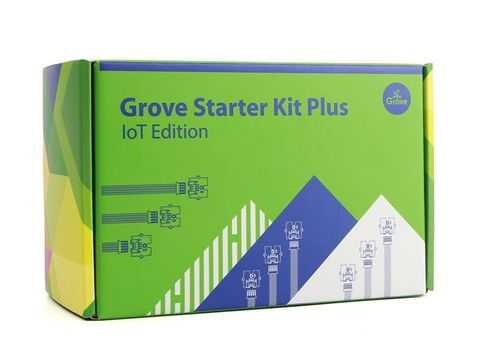 Grove Starter Kit Plus - IoT Edition