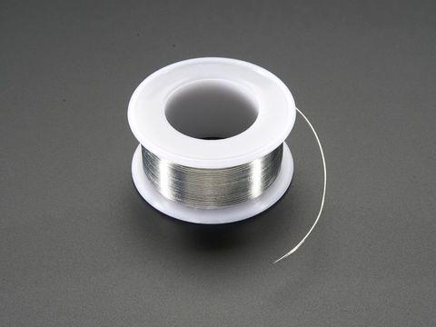 Lead Free Solder - 0.5 mm Diameter w/ Rosin Core