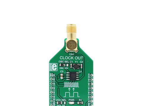 Mikroe PLL Click - ICS501 Phase-Locked Loop Clock Multiplier