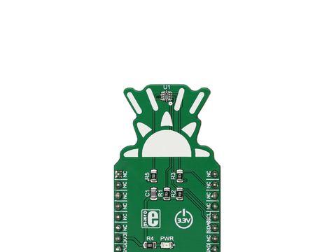 Mikroe UV4 click -  Si1133 UV Index & Ambient Light Sensor w/ I2C
