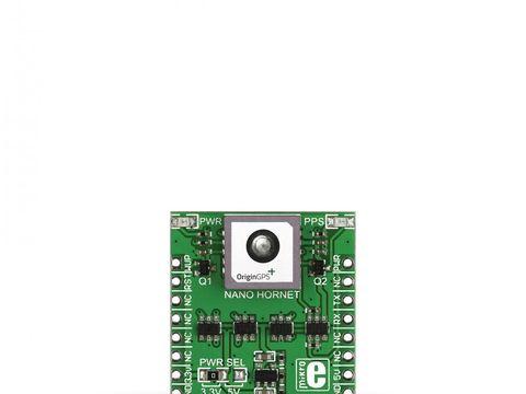 Mikroe NANO GPS click - Nano Hornet