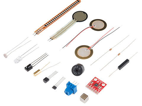 SparkFun Essential Sensor Kit