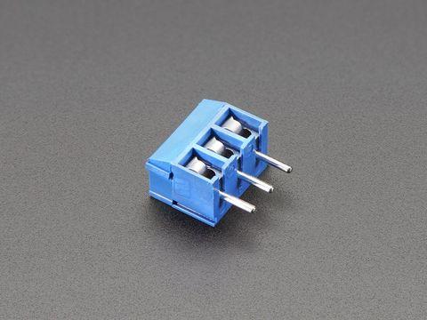 Terminal Block - 3-pin 3.5mm - pack of 5!