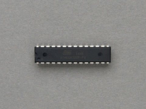 ATmega328P Microcontroller Chip w/ Arduino Bootloader Installed