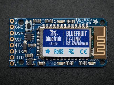 Bluefruit EZ-Link - Bluetooth Serial Link & Arduino Programmer v1.3