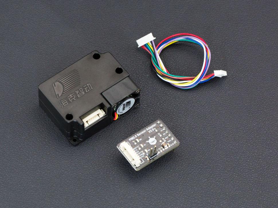 DFRobot Gravity Laser PM2 5 Air Quality Sensor For Arduino