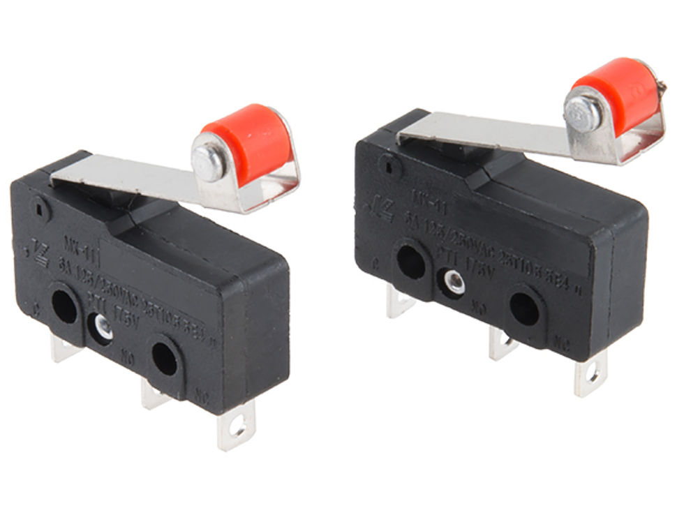 V3 ROLLER LEVER MICROSWITCH