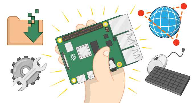 Using your Raspberry Pi