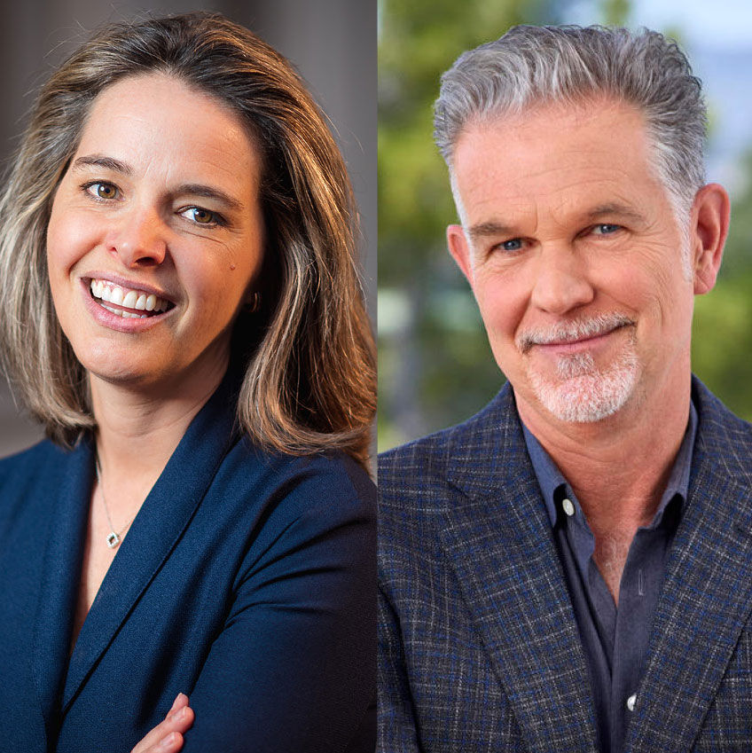 Erin Meyer & Reed Hastings