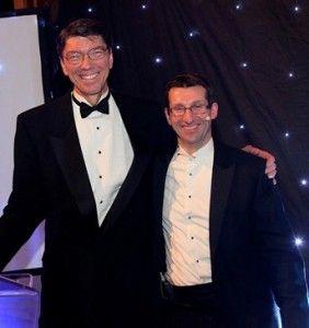 2013 Top Ranked Thinker, Clay Christensen, with Des Dearlove